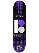 Plan B Pudwill Halftone P2 Deck 8.2 x 31.75