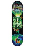 Plan B Pudwill Nature Boy Deck  8.0 x 31.375