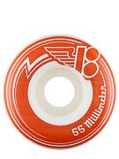 Plan B Team Shift Orange 101a Wheels