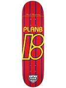Plan B Team United Red Deck 8.0 x 31.75