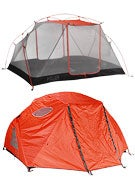 Poler Two Man Tent Grey/Orange