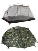 Poler Two Man Tent  Furry Green Camo