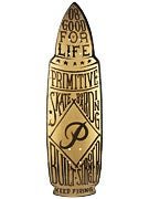 Primitive Bullet Cruiser Deck 9.0 x 31