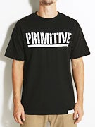 Primitive x Grizzly Gripped T-Shirt