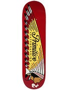 Primitive Heritage Red Deck 8.38 x 31.75