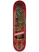 Primitive Rodriguez Eagle Red Deck 8.0 x 31.75