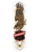Primitive Rodriguez Eagle XL White Deck 8.38 x 31.8