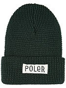 Poler Worker Man Beanie Green