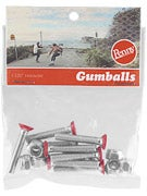 Penny Gumball Deck Bolts Red