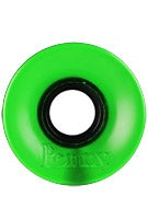 Penny Supersmooth 78A Transparent Green Wheels