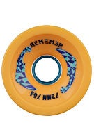 Remember Farley 78a Orange Grip Wheels