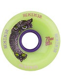 Remember Hoot 80a Green Slide Wheels