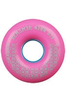 Remember Peewee 82a Pink Slide Wheels
