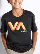 RVCA Kids 3D VA T-Shirt