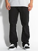 RVCA All Time Chino Pants Black