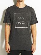 RVCA VA All The Way Sky Vintage Dye T-Shirt