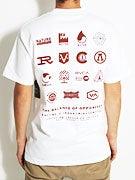 RVCA Balance Sponsor T-Shirt