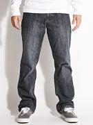 RVCA Classic Chev Denim Jeans  Dirty Indigo