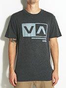 RVCA Cut-Out Box Vintage Dye T-Shirt