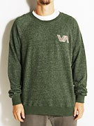 RVCA Chev Patch Crew Sweatshirt