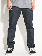 RVCA Daggers Extra Stretch Denim Jeans  Classic Blue
