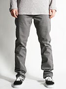 RVCA Daggers PVSH Fresh Denim Jeans Pavement