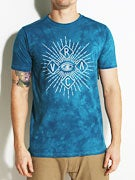 RVCA Enlightened Tie Dye T-Shirt
