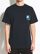 RVCA Flipped Box Pocket T-Shirt