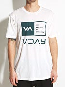 RVCA Flipped Box Vintage Wash T-Shirt