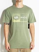 RVCA Fade Box Vintage Wash T-Shirt