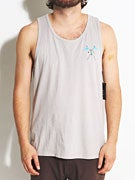 RVCA Flags Vintage Dye Tank Top