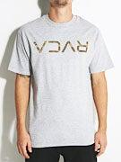 RVCA Flipped RVCA Camo T-Shirt