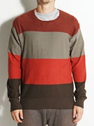 RVCA Gauged Crew Sweater