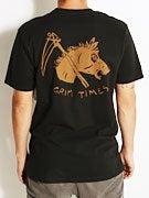 RVCA Grim Times Horse T-Shirt