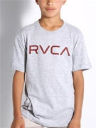 RVCA Kids Big RVCA T-Shirt