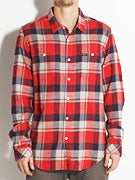 RVCA Hook Flannel Shirt