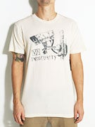 RVCA Insecurity Vintage Dye T-Shirt