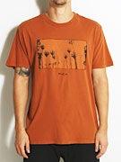 RVCA Lines Overdye T-Shirt