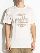 RVCA Nature Industry Stamp Vintage Dye T-Shirt