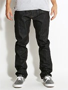 RVCA New Normal Denim Jeans  Rigid Indigo
