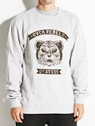 RVCA Rebels Crew Sweatshirt