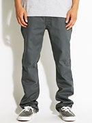 RVCA Regulars PVSH Fresh Denim Jeans  Dark Slate