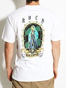 RVCA In Us We Trust Pocket T-Shirt