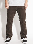 RVCA Stay RVCA Cord Pants  Dark Charcoal