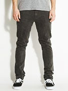 RVCA Spanky Denim Jeans  Faded Black
