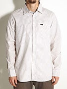 RVCA Straights L/S Woven Shirt