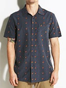 RVCA Time Shift S/S Woven Shirt