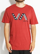 RVCA VA All Stars Vintage Wash T-Shirt