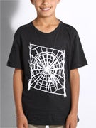 RVCA Kids RVCA Web T-Shirt