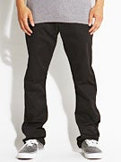 RVCA The Week-End Chino Pants  Black